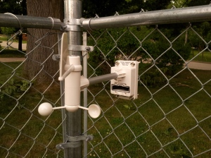 La Crosse Digital Photo Weather Station - Wind Sensor
