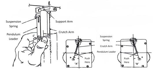 Mechanical-Beat-Adjustment