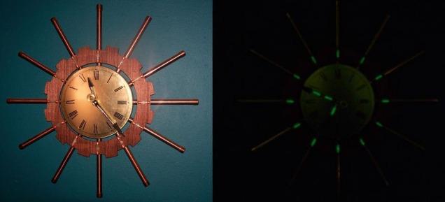 sunburst-clock