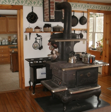 Room View: Fry Pan Clock