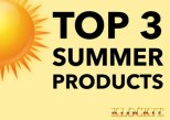 Top 3 Summer Products From Klockit