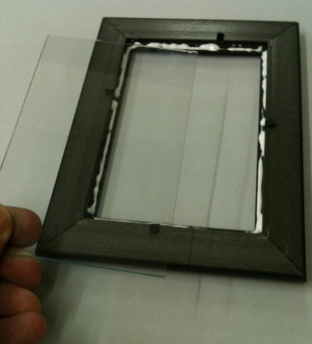 Diy Lighted Tri Fold Photo Frame Project Klockits Blog