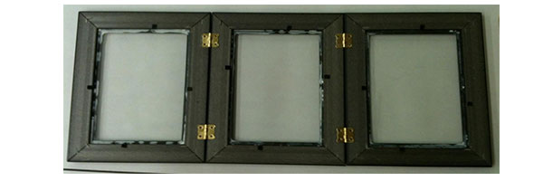 DIY: Lighted Tri-Fold Photo Frame Project – Klockit\'s Blog