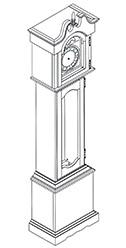 delaware-clock-grandmother