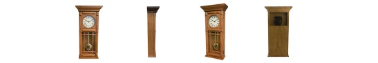 Burlington Wall Clock Kit
