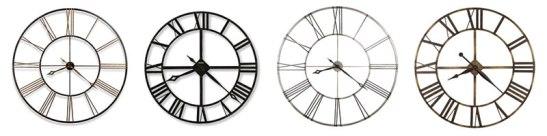 open-frame-wall-clocks
