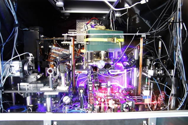 JILA's atomic clock