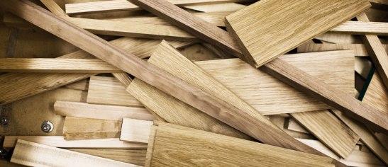 Wood Lumber Selection