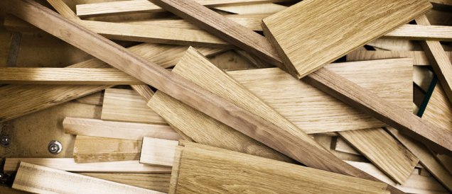Wood Lumber Selection